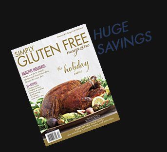 Free Magazine Subscription Giveaway – Win $107 Recipe Book