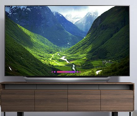 LG OLED TV Sweepstakes – Win $2,999.95 Smart TV