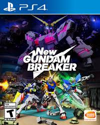 New Gundam Breaker – Win $60 Video Game