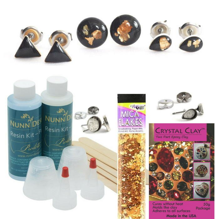 Nunn Design Resin Earring Kit Giveaway – Win $49 Kit