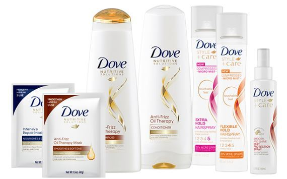 Real Life, Real Beauty Giveaway 2018 – Win A bundle of Dove goodies