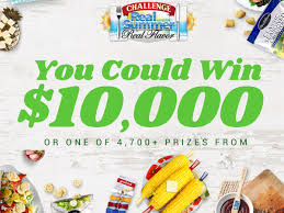 Real Summer, Real Flavor Sweepstakes  – Win $10,000 Cash Prize