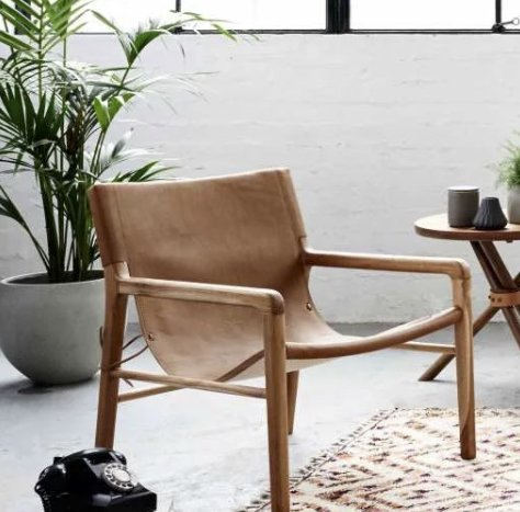 The Smith Leather Armchair Sweepstakes – Win $1,190 Furniture