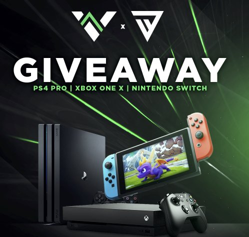 Vast Gaming Console – Win $399 Choice Of Game Console