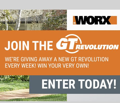 WORX Weekly GT Revolution – Win 1,000 Cash Prize