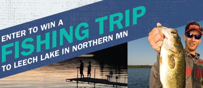 Win A Fishing Trip – Mills Fleet Farm Fishing Trip Giveaway