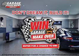 Garage Makeover Contest – Win A $3,500 Garage Makeover Awarded