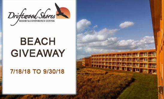 KEZI Driftwood Shores Beach Contest – Win 2 Night Stay at Driftwood