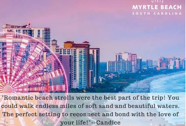 Myrtle Beach Memories Contest – Win A chance to be featured Next Week