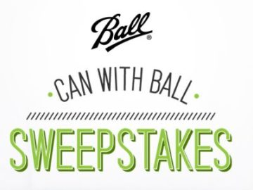 Ball YesYouCan Sweepstakes – Win a Trip to San Francisco, CA