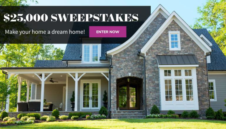 Better Homes and Gardens $25,000 Sweepstakes – Win $25K for Make Your Home a Dream Home