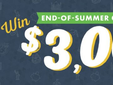 Churchill Mortgage End of Summer Sweepstakes – Win $3,000 Cash