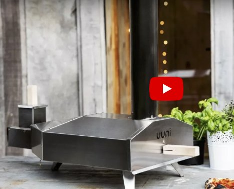 Outdoor Pizza Oven Giveaway – Win A $299 Uuni 3 Wood-Fired Pizza Oven