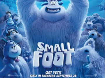 PlayMonster Small Foot Sweepstakes – Win a Private Screening