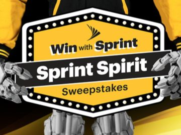 Sprint Spirit Sweepstakes & Instant Win Game – Win $5,000 in Amazon Gift Cards