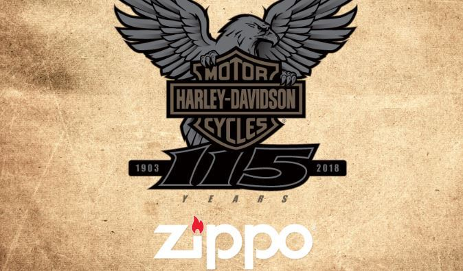 Zippo Harley-Davidson 115th Rally Pack Sweepstakes – Win a Harley-Davidson 115th Rally Pack