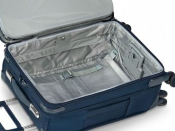Briggs and Riley Baseline Navy Carry-On Sweepstakes – Win $579 Carry-On Expandable Spinner suitcase