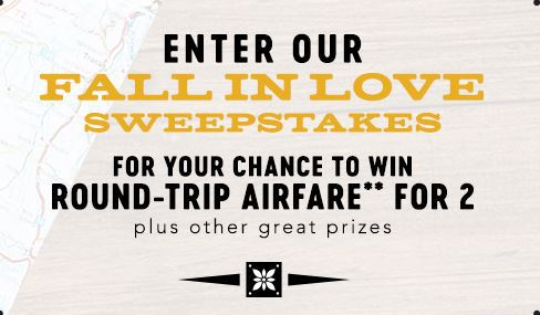 Coca-Cola Fall in Love with Corner Bakery sweepstakes – Win Delta Air Lines Round Trip