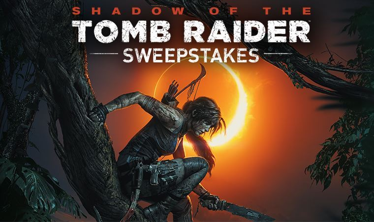 GameStop PowerUp Rewards Shadow of the Tomb Raider Sweepstakes – Win A Trip to Cusco, Peru