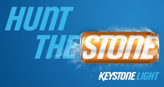 Keystone Light The Hunt Sweepstakes – Win A Keystone Light Can cooler and Light Hat