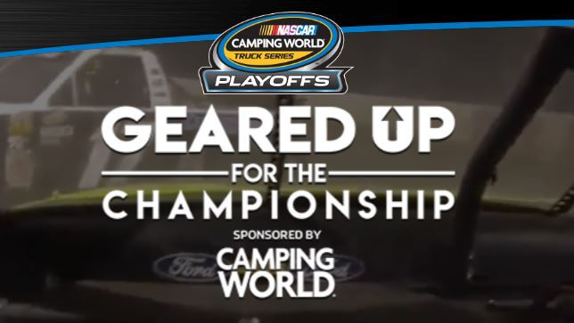 NASCAR Camping World Truck Series Championship Sweepstakes – Win A Trip