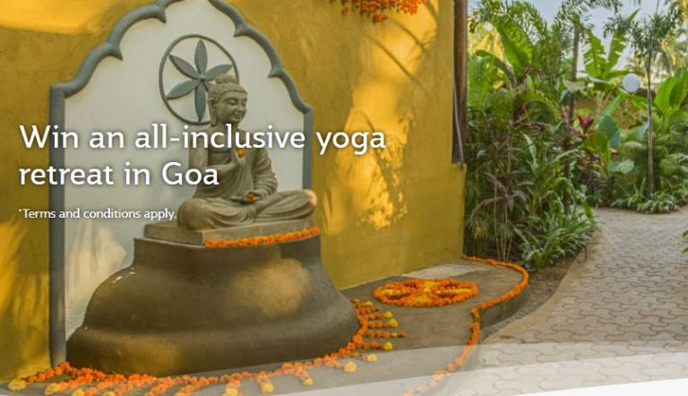 Qatar Airways Goa Yoga Retreat Sweepstakes – Win Hot Passes to the Martinsville NASCAR Race