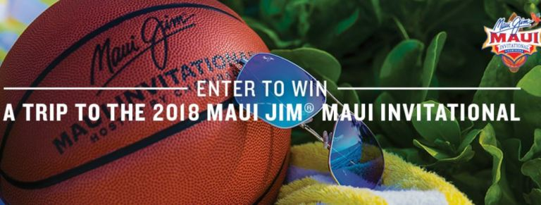 Tommy Bahama Maui Jim Summer Sweepstakes 2018 – Win A Trip to Maui, Hawaii