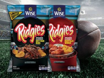Wise Foods Ridgies Sweepstakes – Win a Case of Wise Ridgies Chips
