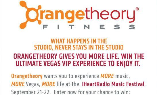 iHeartRadio Music Festival Flyaway Sweepstakes – Win A Trip to Las Vegas, NV