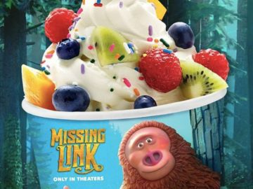 Menchie's Missing Link Adventure Sweepstakes-Win A trip