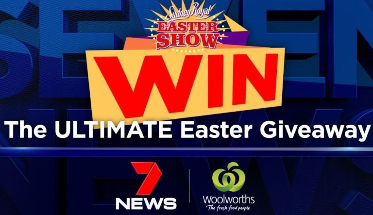 Channel 7 News Easter Show Competition-Win Sydney Royal Easter Show Tickets