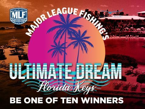 Major League Fishing Ultimate Dream Sweepstakes-win a Major League Fishing