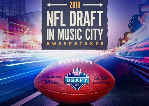 Radio Disney NFL Draft in Music City Sweepstakes-Win a trip to Nashville