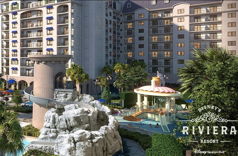 Disney Vacation Club Disney's Riviera Resort Sweepstakes-win a vacation to Walt Disney