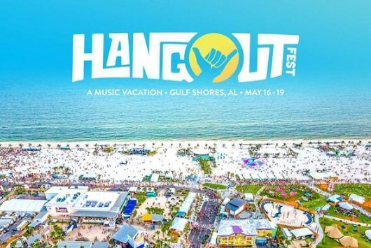 SiriusXM Hangout Fest 2019 Sweepstakes-win a Trip to Hangout Music Festival