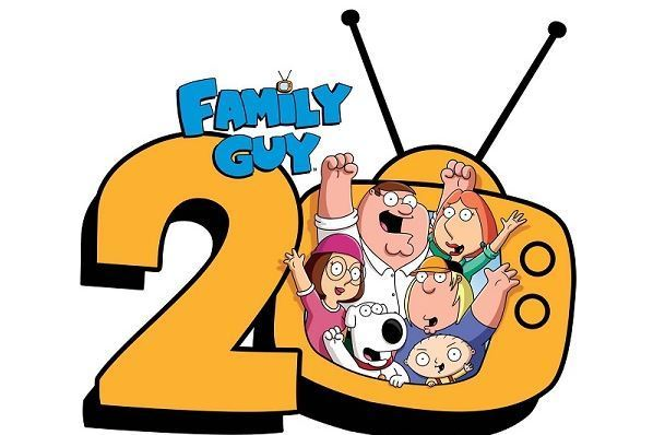 Tbs Family Guy 20th Anniversary Sweepstakes-Win t-shirts, blankets, mugs,