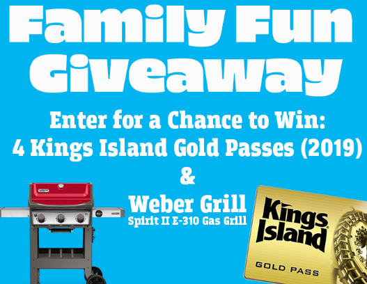 Family Fun Giveaway Sweepstakes
