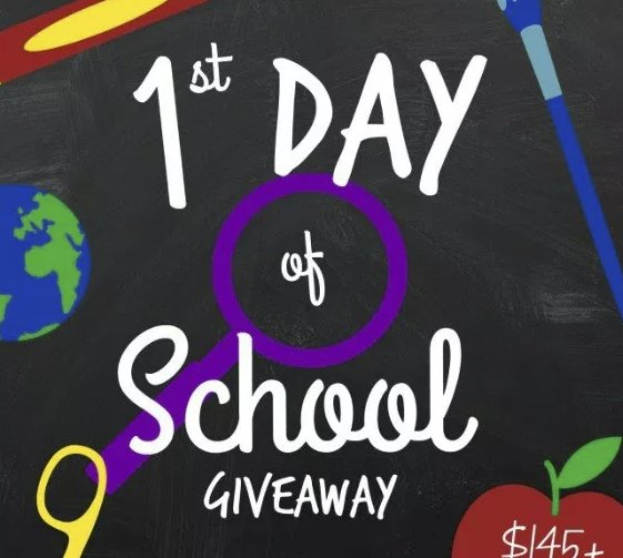 Celebrate Going Back To School With A Giveaway