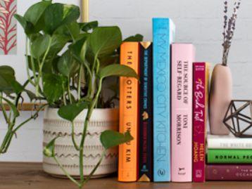 PRH Spruce Up Your Shelf