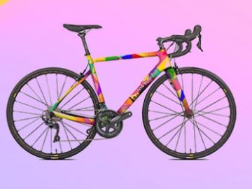 Win a Pride Ride Van Dessel Road Bike