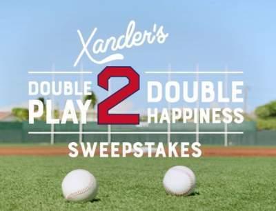 Aruba Xander's Double Play to Double Happiness Sweepstakes