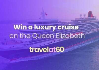 Giant Travel at 60 Cruise Contest