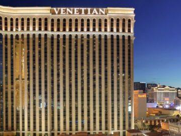 Ellen DeGeneres Venetian Las Vegas Sweepstakes