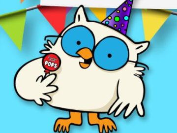 Win a Box of Tootsie Pops!
