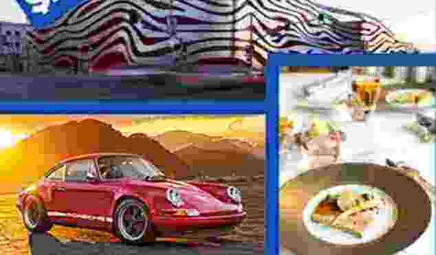 Car Throttle Michelin Ultimate VIP Experience Sweepstakes