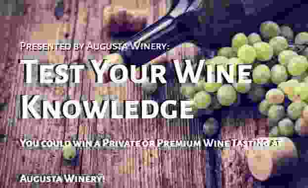 KTVI FOX2Now Test Your Wine Knowledge Quiz Contest