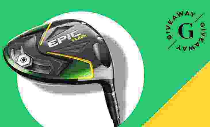 Golf Callaway Driver & Ball Sweepstakes