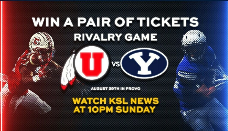 KSL 5 News Watch and Win Contest