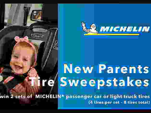 Parents Magazine New Parents Tire Sweepstakes