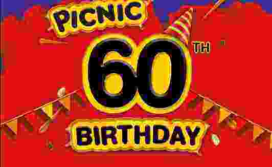 Woolworths and Cadbury Picnic 60th Birthday Competition